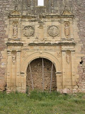 Restauraci n del claustro del antiguo convento de santa for Arquitectura sacro